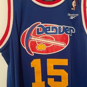 Throwback Carmelo Anthony Jersey